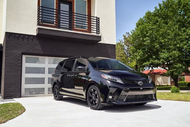 Toyota Sienna đời mới tiếp tục chạy thử, hứa hẹn lớn hơn, tiện dụng hơn - Ảnh 4.