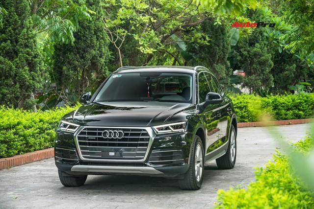 Đại gia Việt chỉ mất 300 triệu sau 2 năm sử dụng Audi Q5 - Ảnh 12.