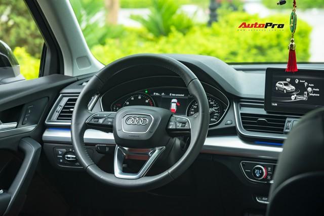 Đại gia Việt chỉ mất 300 triệu sau 2 năm sử dụng Audi Q5 - Ảnh 7.