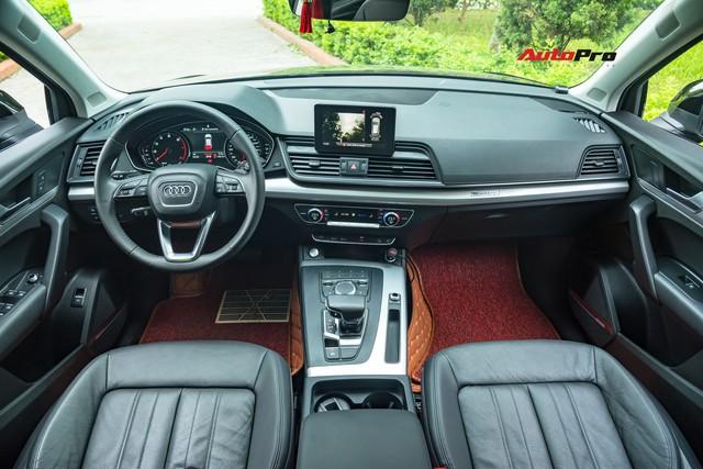 Đại gia Việt chỉ mất 300 triệu sau 2 năm sử dụng Audi Q5 - Ảnh 6.