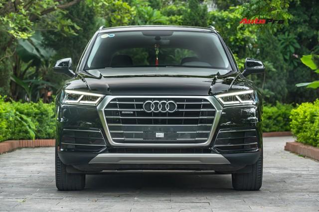 Đại gia Việt chỉ mất 300 triệu sau 2 năm sử dụng Audi Q5 - Ảnh 1.