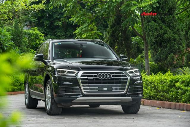 Đại gia Việt chỉ mất 300 triệu sau 2 năm sử dụng Audi Q5 - Ảnh 3.