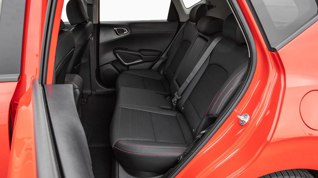 5 dòng xe cỡ nhỏ rộng rãi nhất trên thị trường: Honda chiếm tới 2, đều bán tại Việt Nam - Ảnh 5.