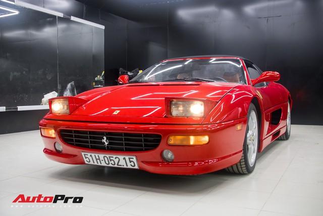 5 chiếc Ferrari độc nhất vô nhị tại Việt Nam: 1 chiếc vừa cập bến, 2 trong số đó từng qua tay ông chủ cà phê Trung Nguyên - Ảnh 10.