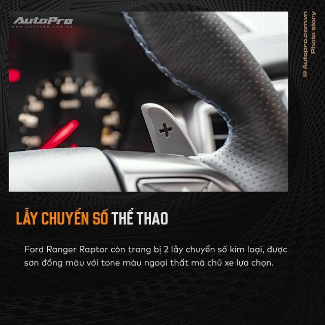 11 điểm chất nhất của Ford Ranger Raptor lý giải cơn sốt siêu bán tải - Ảnh 8.