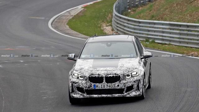 Lộ nội thất BMW 1-Series thế hệ mới: Đối lập Mercedes-Benz GLA - Ảnh 5.