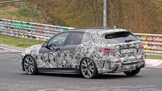 Lộ nội thất BMW 1-Series thế hệ mới: Đối lập Mercedes-Benz GLA - Ảnh 7.