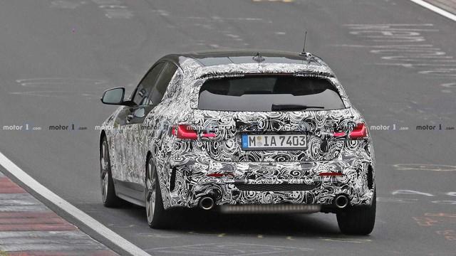 Lộ nội thất BMW 1-Series thế hệ mới: Đối lập Mercedes-Benz GLA - Ảnh 6.