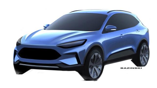 Ford Escape thiết kế lấy ý tưởng từ Focus và... siêu xe GT kết hợp BMW là 1 trong 4 điều bất ngờ được lãnh đạo hãng tiết lộ - Ảnh 2.