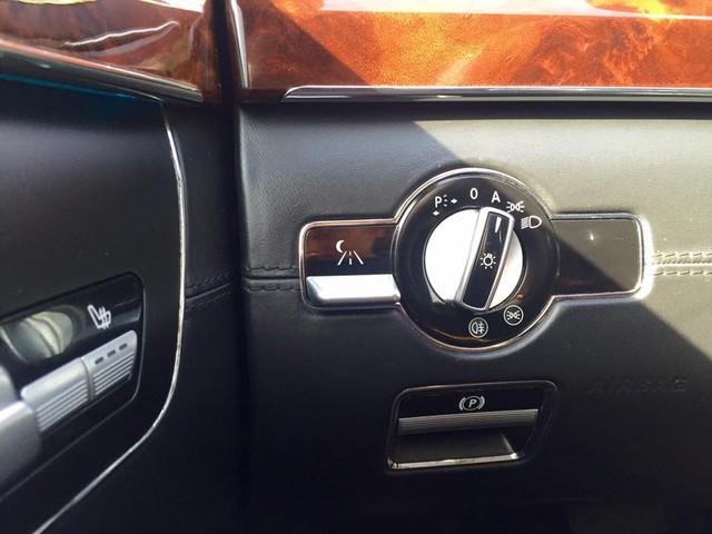Mercedes-Benz S400L phiên bản cực hiếm tại Việt Nam lên sàn xe cũ với mức giá ngang Toyota Camry mới - Ảnh 7.