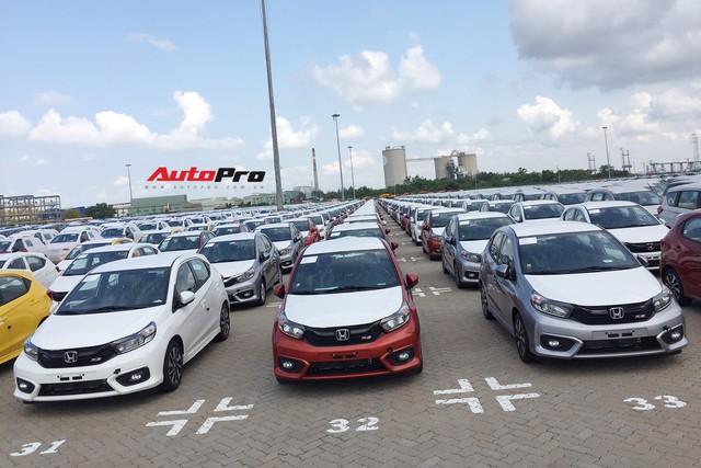 Rò rỉ thông số 3 phiên bản Honda Brio tại Việt Nam: Có chi tiết khẳng định giá sẽ cao nhất phân khúc - Ảnh 1.