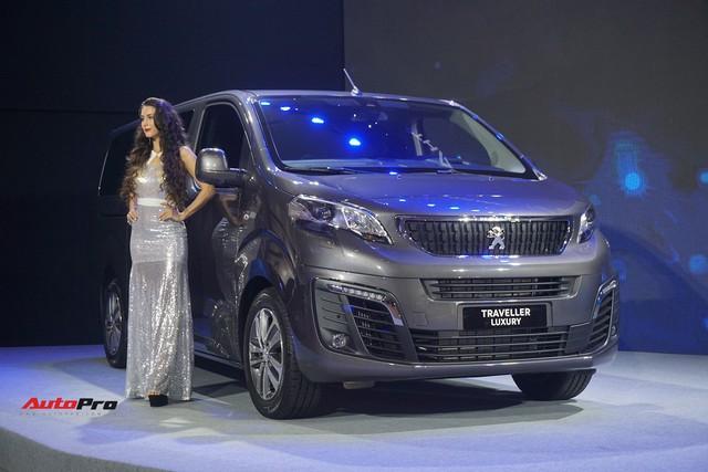 Xuất xưởng Peugeot Traveller lắp ráp Việt Nam giá gần 1,7 tỷ đồng: Tham vọng mới của THACO - Ảnh 1.