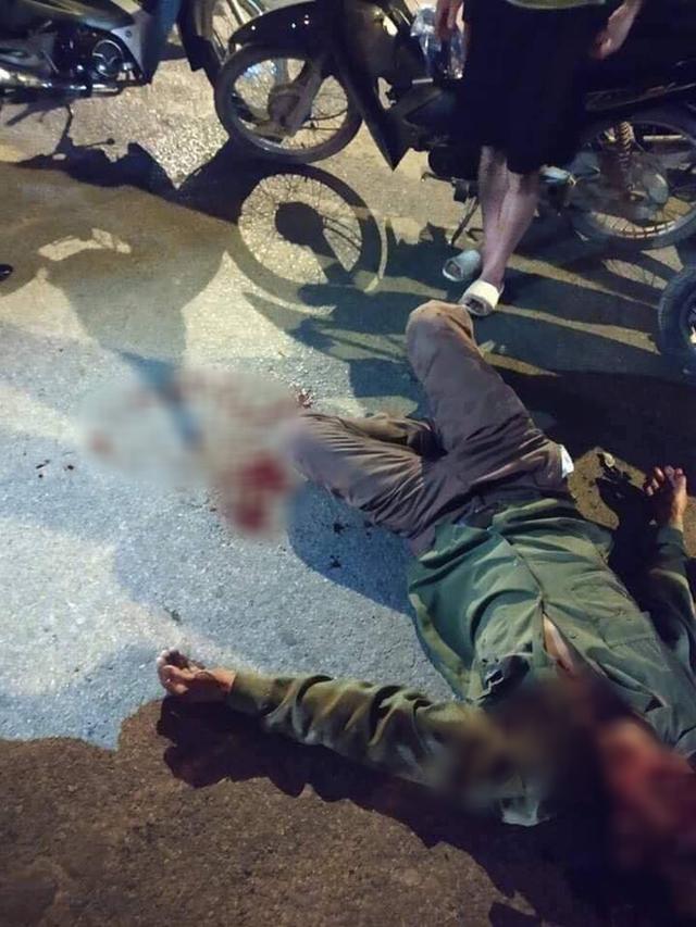 Tài xế lái xe biển xanh tông người đàn ông chạy xe ôm gục giữa đường rồi bỏ trốn đã ra công an trình diện - Ảnh 3.