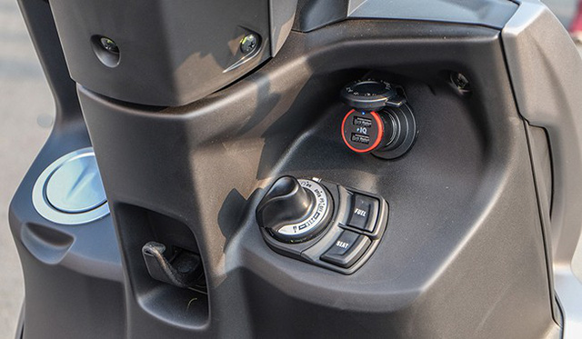 Quyết chiến xe ga, Yamaha FreeGo tham vọng lấn thị phần Honda AirBlade - Ảnh 3.