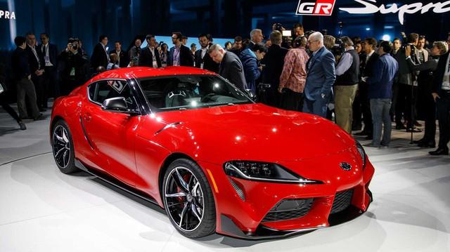 Nếu không có BMW, giá Toyota Supra mới đã ngang Porsche 911
