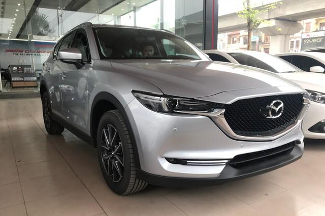 Dự đoán những nâng cấp trên Mazda CX-5 mới sắp ra mắt tại Việt Nam - Ảnh 1.