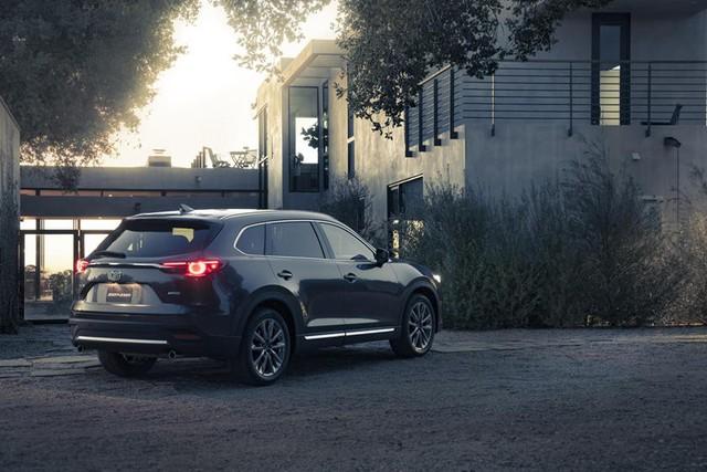 10 dòng crossover cỡ lớn sử dụng động cơ không tương xứng kích cỡ của mình: Từ Mazda tới Mercedes - Ảnh 5.