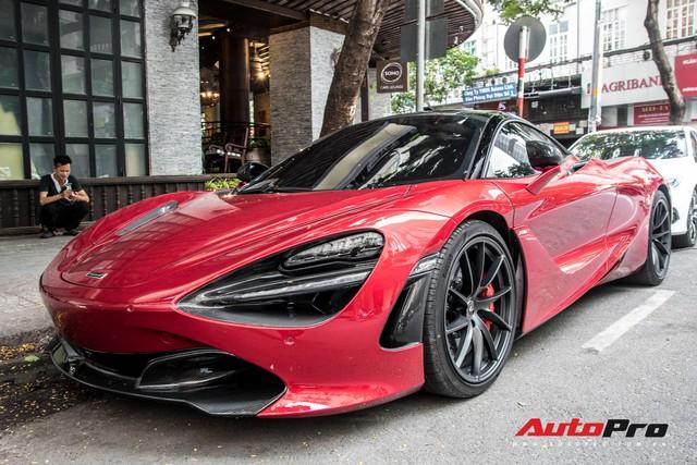 Trở lại Sài Gòn từ quê chủ nhân, hàng hiếm McLaren 720S hứa hẹn tham gia các sự kiện đình đám của giới đại gia - Ảnh 5.