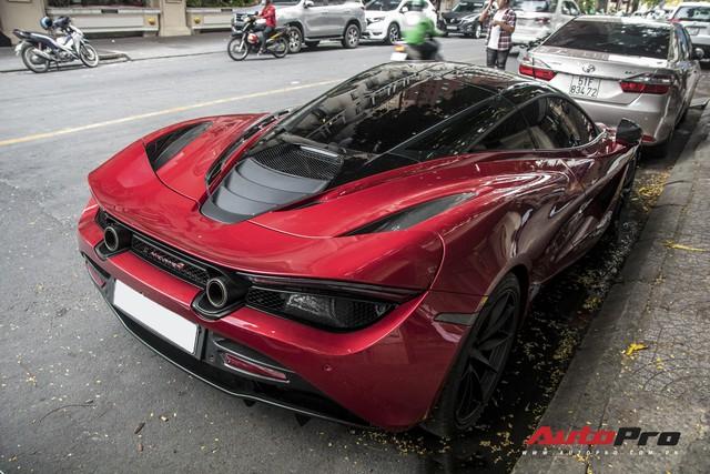 Trở lại Sài Gòn từ quê chủ nhân, hàng hiếm McLaren 720S hứa hẹn tham gia các sự kiện đình đám của giới đại gia - Ảnh 7.