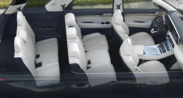 Cận cảnh ngoại thất Hyundai Palisade đầu tiên tại Việt Nam - Sẽ lắp ráp như Santa Fe? - Ảnh 5.