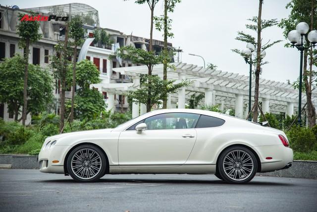 Đeo biển 3333 nhưng chiếc Bentley này có giá bán lại chỉ hơn 2 tỷ đồng - Ảnh 3.