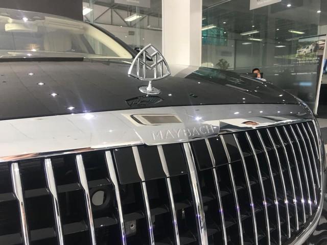 Mercedes-Maybach S650 2019 đầu tiên Việt Nam giá gần 15 tỷ đồng về tay đại gia miền Trung - Ảnh 3.