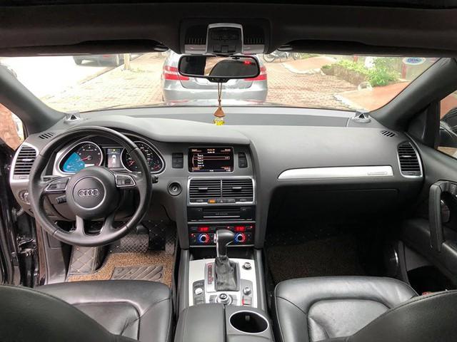 Audi Q7 hết thời vẫn có giá ngang ngửa Mercedes-Benz GLC - Ảnh 3.