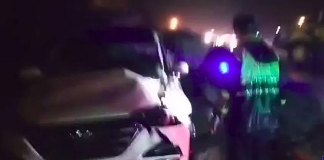 Hyundai Tucson được người người tấm tắc khen vì tai nạn này - Ảnh 2.