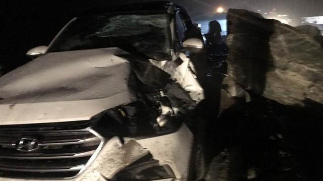 Hyundai Tucson được người người tấm tắc khen vì tai nạn này