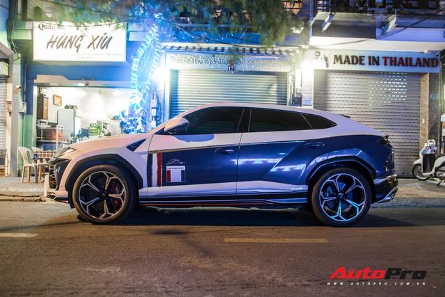 Minh nhựa lái siêu SUV Lamborghini Urus đi ăn đêm sau khi nhận Mercedes-AMG G63 Edition 1 - Ảnh 6.