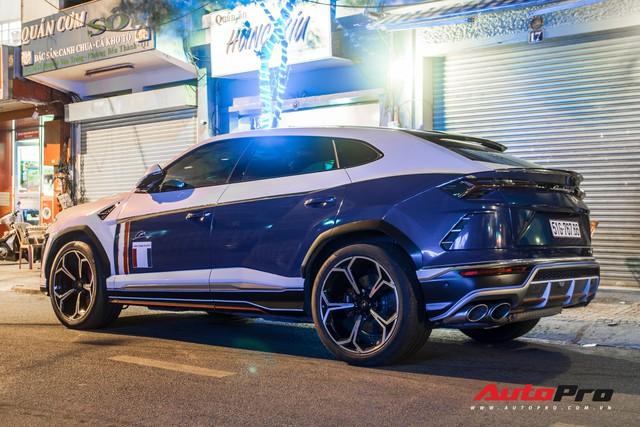 Minh nhựa lái siêu SUV Lamborghini Urus đi ăn đêm sau khi nhận Mercedes-AMG G63 Edition 1 - Ảnh 5.