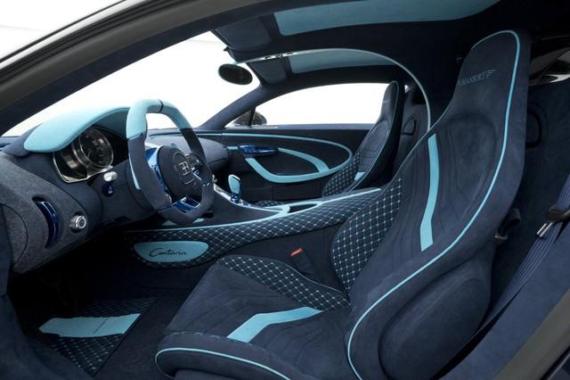 Mới đi 23km, dân chơi đã bán tháo Bugatti Chiron độ Mansory với giá đắt đỏ nhất thế giới - Ảnh 4.