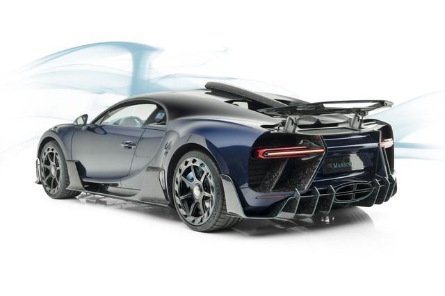 Mới đi 23km, dân chơi đã bán tháo Bugatti Chiron độ Mansory với giá đắt đỏ nhất thế giới - Ảnh 3.