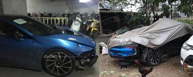 Xót xa nhiều siêu xe và xe siêu sang bị 'bỏ rơi' tại Việt Nam - Ảnh 7.