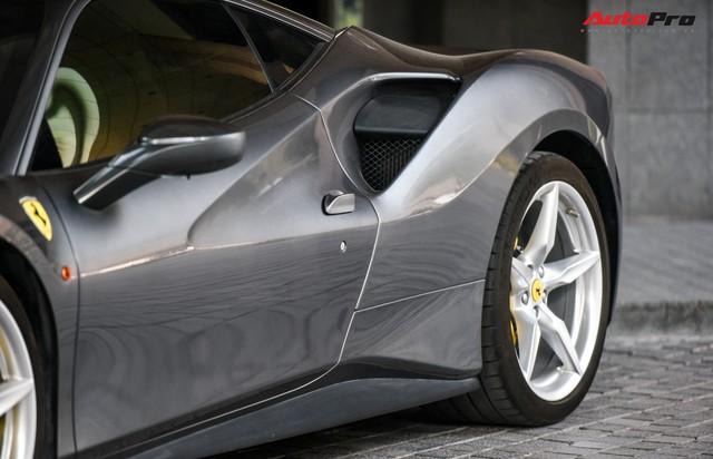 Đây chính là chiếc Ferrari 488 GTB đầu tiên tại Việt Nam nhưng lại rất ít người biết tới bởi chi tiết này - Ảnh 4.