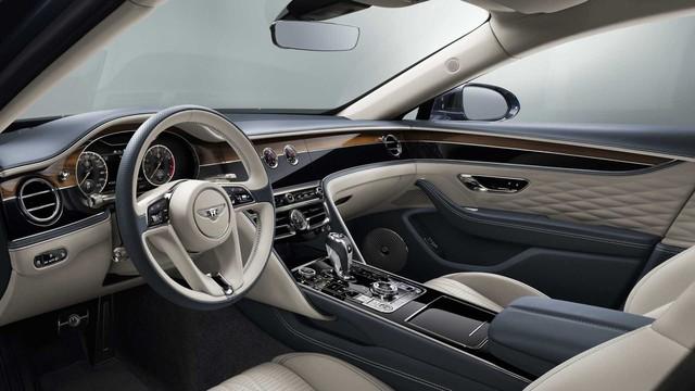 Bentley Bentayga facelift sắp ra mắt: Nâng cấp nhỏ giọt, dễ nhường hào quang cho đối thủ? - Ảnh 3.
