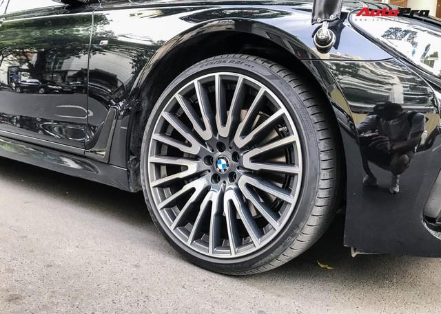 Khám phá nhanh BMW 750Li xDrive M Sport độc nhất Việt Nam, giá khoảng 10 tỷ đồng - Ảnh 6.