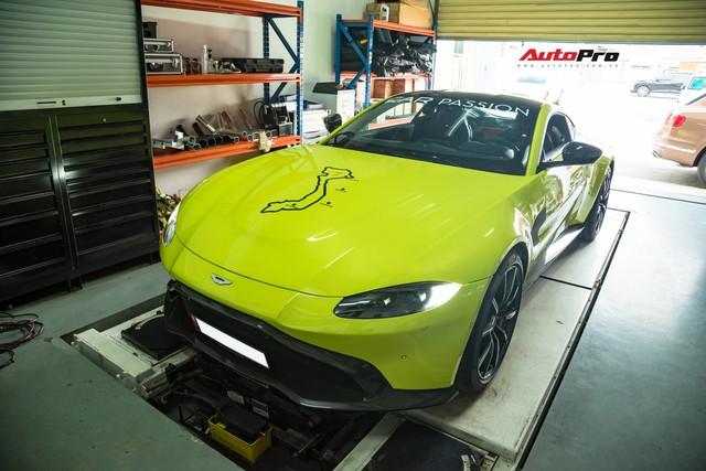 Chuyên gia bật mí quá trình kiểm tra Aston Martin hoàn toàn mới trước khi tham gia Car Passion 2019 - Ảnh 1.