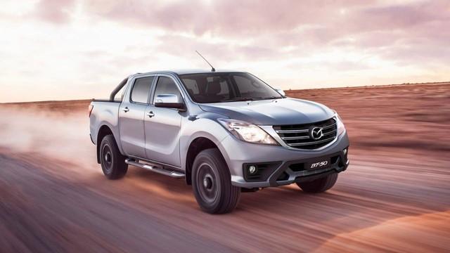 Mazda tiết lộ khung thời gian ra mắt xe mới, có BT-50 và RX-8 đời mới sử dụng động cơ xoay - Ảnh 1.