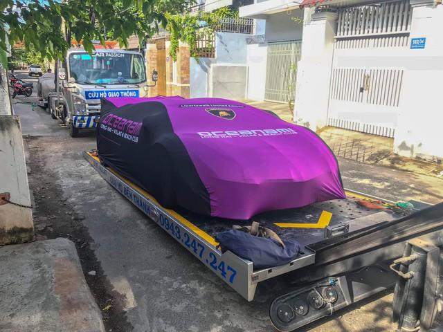 Hai siêu xe cực độc của đại gia Vũng Tàu chính thức Bắc tiến để tham dự Car Passion 2019 - Ảnh 3.