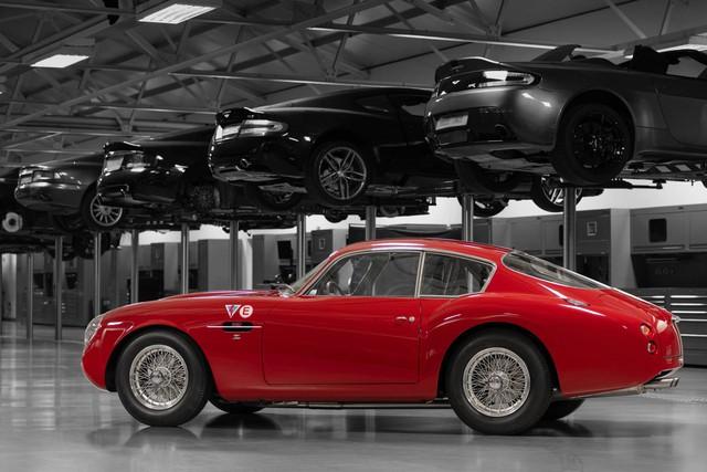 Aston Martin ra mắt xe đắt giá nhất lịch sử, hơn gấp đôi Bugatti Chiron - Ảnh 2.