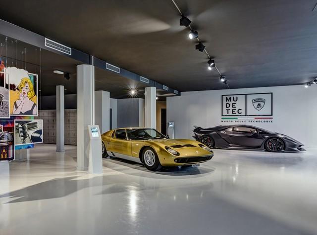 Lamborghini nâng cấp bảo tàng thành điểm du lịch không thể bỏ qua cho tín đồ siêu xe - Ảnh 9.