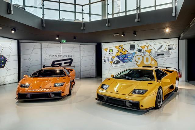 Lamborghini nâng cấp bảo tàng thành điểm du lịch không thể bỏ qua cho tín đồ siêu xe - Ảnh 8.