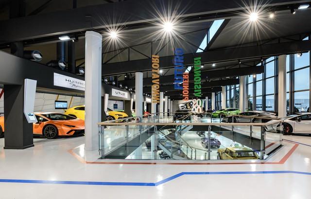 Lamborghini nâng cấp bảo tàng thành điểm du lịch không thể bỏ qua cho tín đồ siêu xe - Ảnh 7.