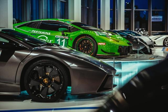 Lamborghini nâng cấp bảo tàng thành điểm du lịch không thể bỏ qua cho tín đồ siêu xe - Ảnh 6.
