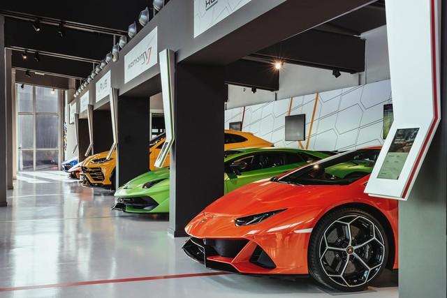 Lamborghini nâng cấp bảo tàng thành điểm du lịch không thể bỏ qua cho tín đồ siêu xe - Ảnh 4.
