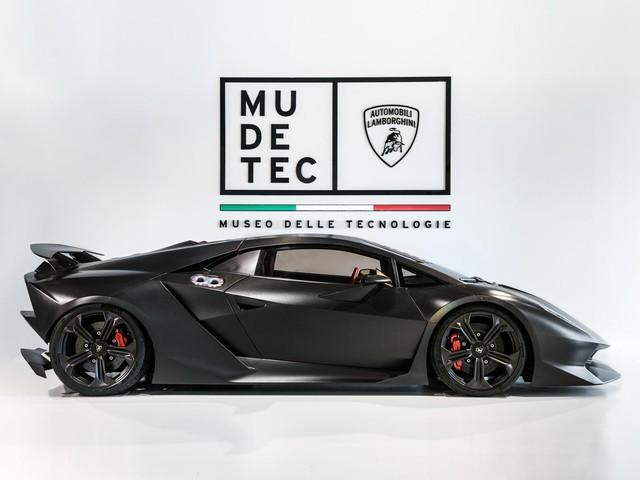Lamborghini nâng cấp bảo tàng thành điểm du lịch không thể bỏ qua cho tín đồ siêu xe - Ảnh 1.