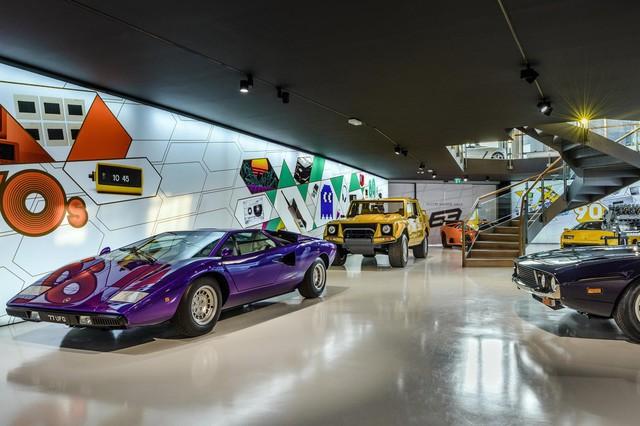 Lamborghini nâng cấp bảo tàng thành điểm du lịch không thể bỏ qua cho tín đồ siêu xe - Ảnh 3.