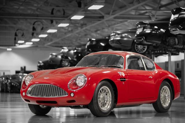 Aston Martin ra mắt xe đắt giá nhất lịch sử, hơn gấp đôi Bugatti Chiron - Ảnh 1.