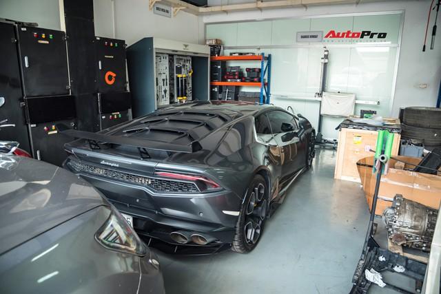 Siêu xe xếp hàng bảo dưỡng trước thềm Car Passion 2019, có hàng độc đáng chú ý - Ảnh 3.